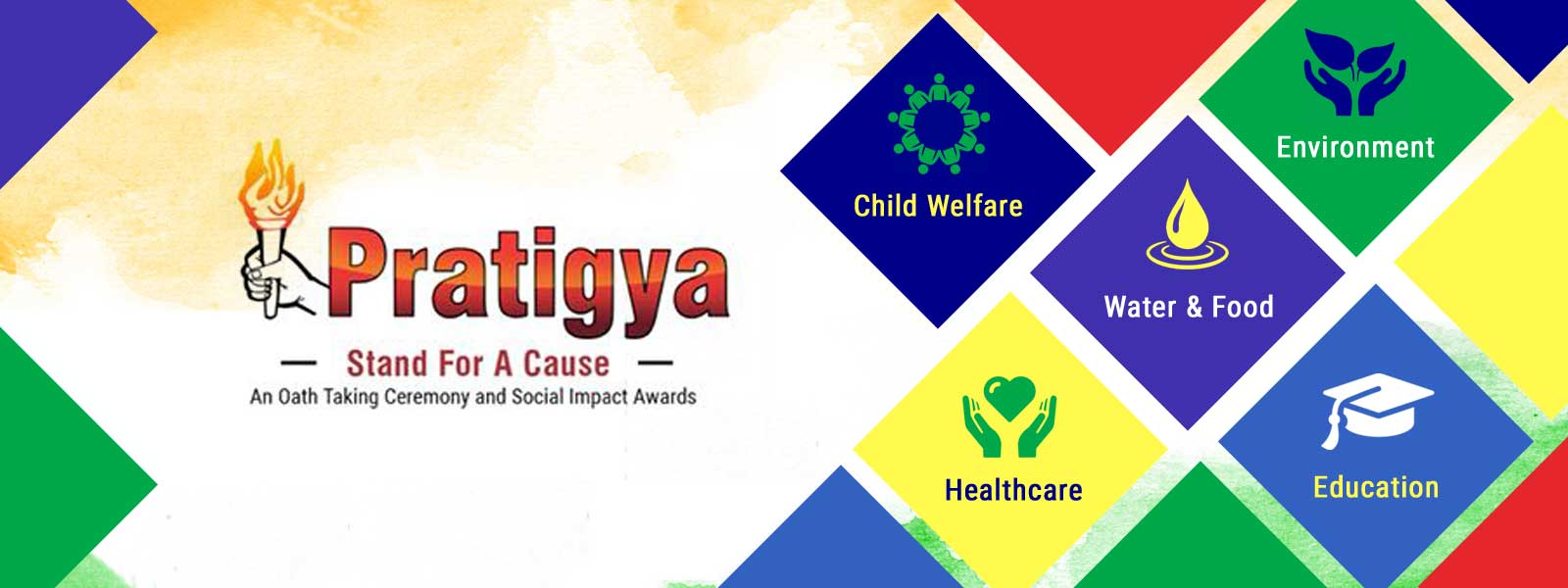 PRATIGYA - An Oath Taking Ceremony and Social Impact Awards